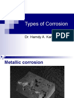 types of corrosion
