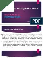 slide manajemen bisnis 2