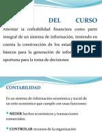 presentación contabilidad