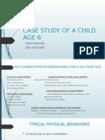 case study age 6  1