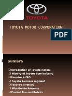 Toyota Presentation456
