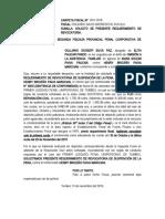 SOLICITO REVOCATORIA FISCALIA - ELITA PAUCAR PARDO CASO 1049-2019.docx