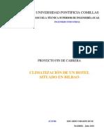 CLIMATIZACIÓN DE UN HOTEL SITUADO EN BILBAO