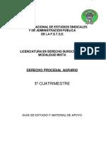 DERECHO PROCESAL AGRARIO.pdf