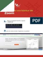 Guía Zoom