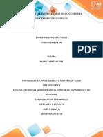 PASO 3 - PLANTEAR ALTERNATIVAS DE SOLUCIÓN DESDE EL MEJORAMIENTO DEL SERVICIO (1)