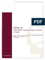 BATALLA, X. (2006) Bipolar, unipolar, multipolar (1)