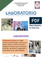 Laboratorio UMSS