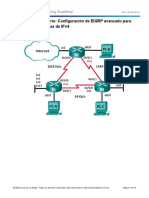 7.1.3.6 Lab - Configuring Advanced EIGRP for IPv4 Features.docx