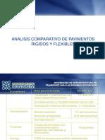 Analisis Comparativo de Pavimentos Rigidos y Flexibles