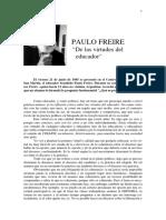 FREIRE Paulo