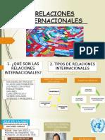 CLASE 6 y 7. RELACIONES INTERNACIONALES.pptx