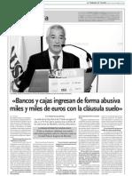 18.12.10 La Tribuna Entrevista