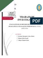 Pardeamiento enzimatico (PURÉ DE PALTA)