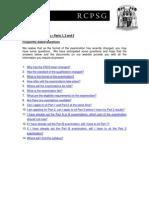 FRCS FAQs Jan 10