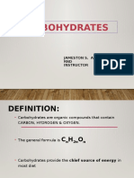 Carbohydrate .pptx