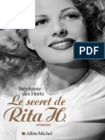 Stephanie des Horts - Le secret de Rita H.
