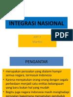 8 Integrasi nasional 10112017