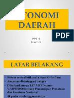 4.OTONOMI DAERAH 10112017
