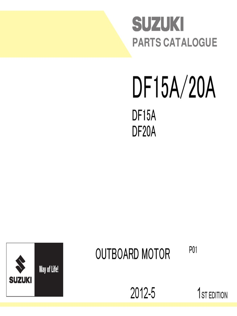 Intake manifold flame arrester for Suzuki DF20A 13710-89L00