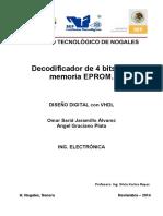 Reporte Practica EPROM