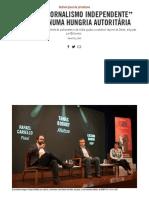 """""""Ilhas de jornalismo independente"""" resistem numa Hungria autoritária.pdf"""