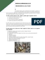 SESION DE APRENDIZAJE N° 03