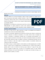 ESTÁNDAR PARA REVENIMIENTO DEL CONCRETO FRESCO