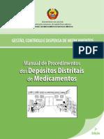 Depositos Distritais
