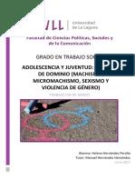 ADOLESCENCIA Y JUVENTUD RELACION DE DOMINIO (MACHISMO, MICROMACHISMO, SEXISMO Y VIOLENCIA DE GENERO).pdf