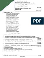 EN_VIII_Limba_romana_2020_Testul_19.pdf