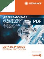 202004 Ledvance Lista de Precios Mayo 2020
