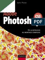 Dunod - Adobe PhotoShop CS3
