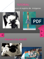 Tutorial Registro de Imagenes