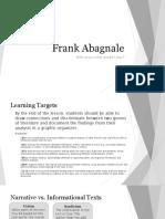 frank abagnale lesson slideshow