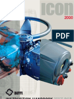 Instruction Handbook Man 618 - Biffi Icon2000