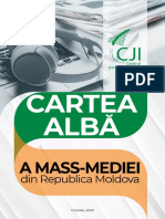 Cartea albă a mass-mediei din Republica Moldova