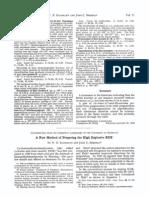 Bachmann Process for RDX