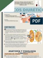 farmacos diureticos