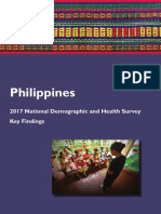 2017 PHILIPPINES NDHS KEY FINDINGS_092518 (CHN 2020)