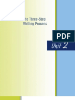 3 Step Writing Process(parag)