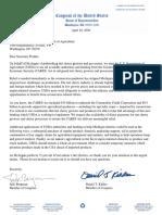 Huizenga Tart Cherry USDA letter