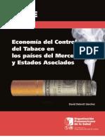 Economía del control del tabaco en el Mercosur