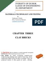 3-Clay Brick