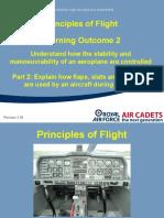 Principles of flight LO2 RAF Air cadets