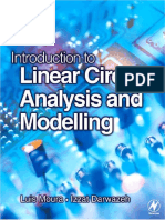 Circuit Analysis and Modelling