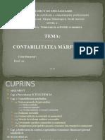 Proiect contabilitatea marfurilor powerpoint