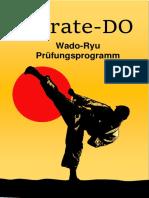 Wado Ryu Programm
