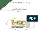 Amte Animal Ark Annual Report_17-18