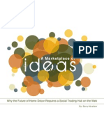 A Marketplace of Ideas - Bringing the Home Decor Industry Online